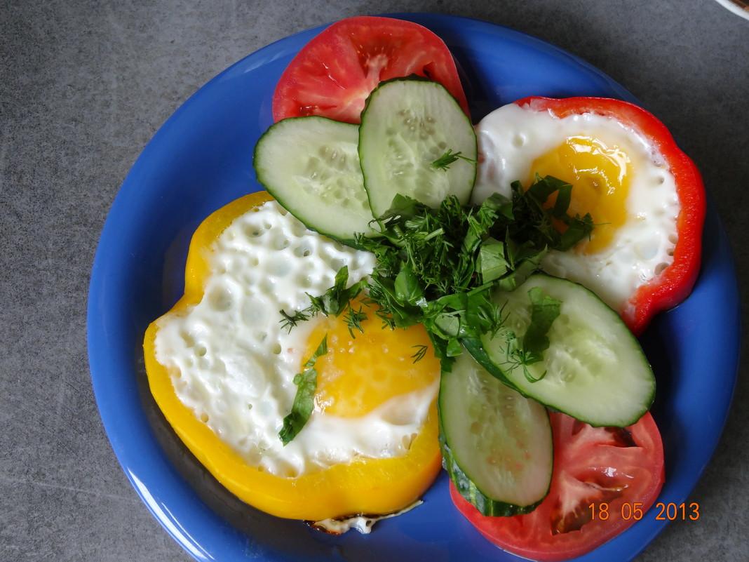 Завтрак для любимого мужа - Анна Фряуф
