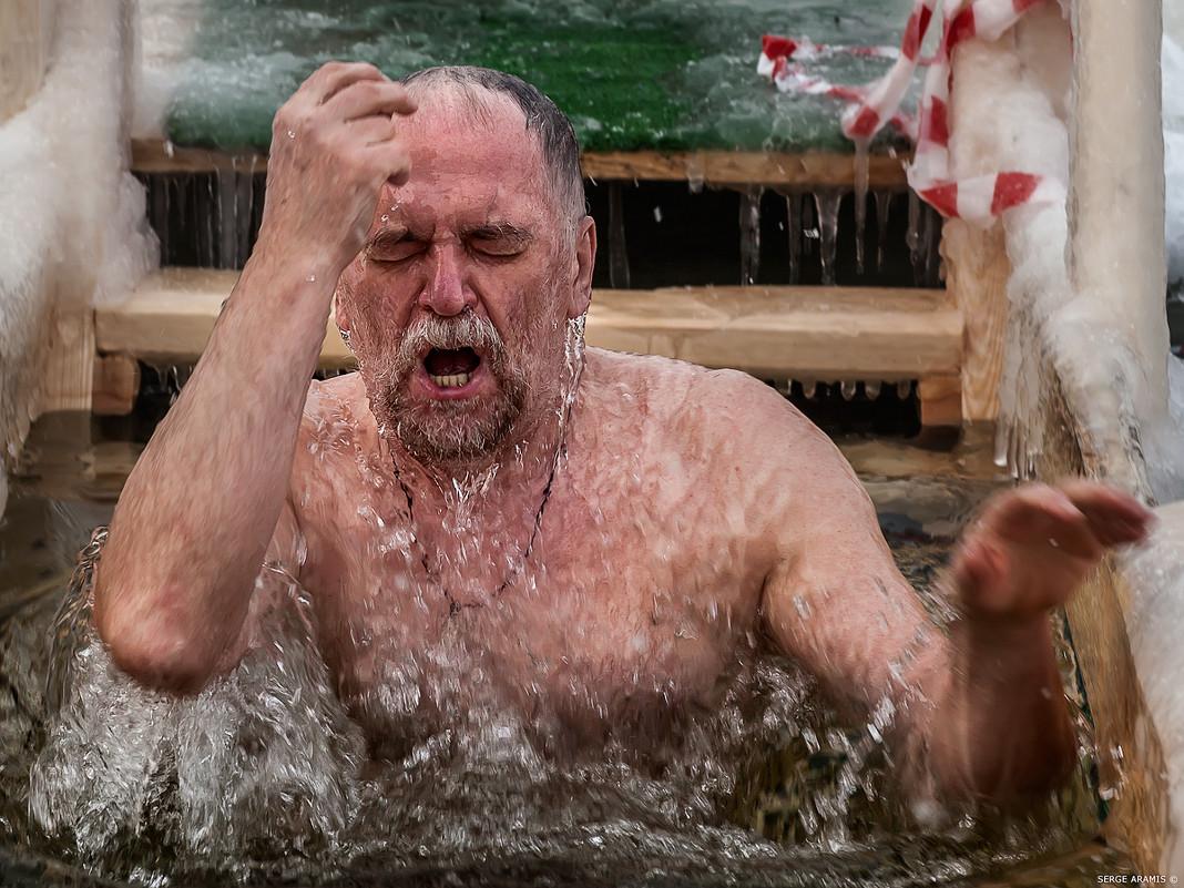 Крещение: уже завтра, на всех водоемах страны