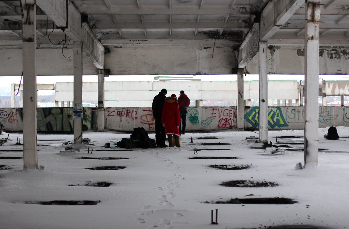 Комбинат - Дмитрий Арсеньев