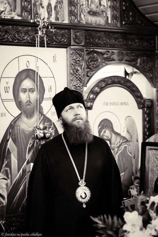 pontiff - Pasha Zhidkov