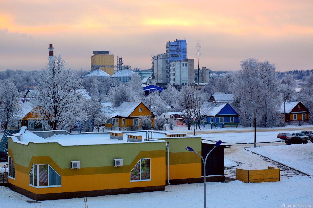Зима. - Алексей Жуков