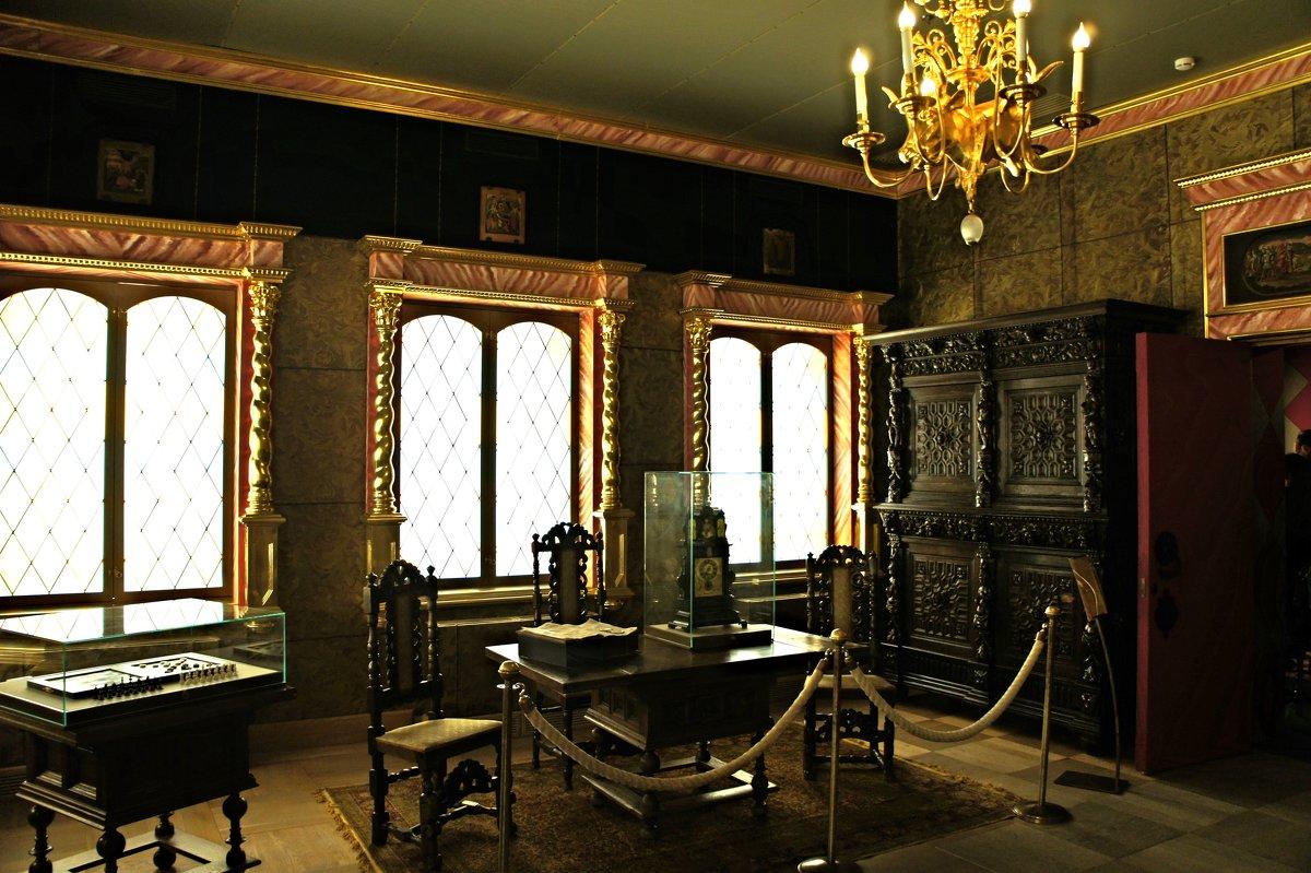 Комната (кабинет) царя Алексея Михайловича - Елена Павлова (Смолова)