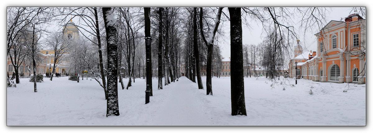 Александро-Невская Лавра - tipchik