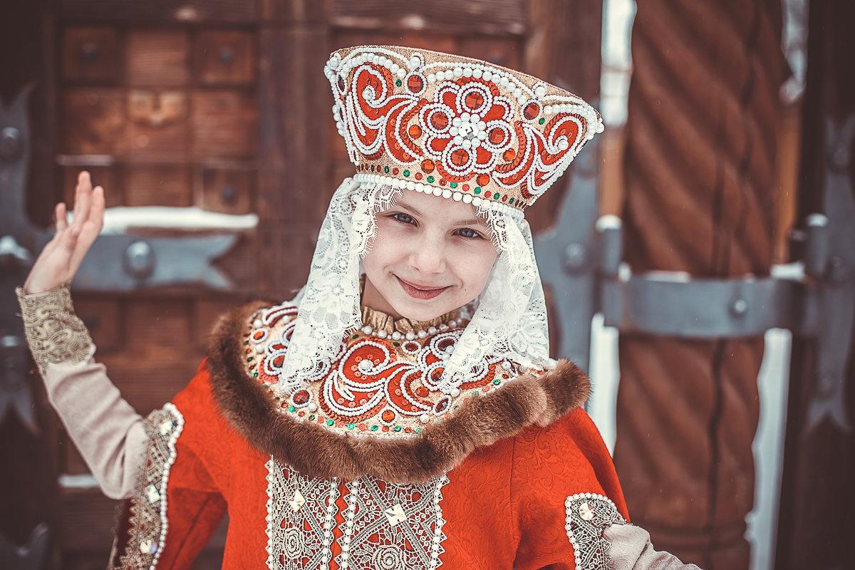 Русская краса - Кристина Вилкова