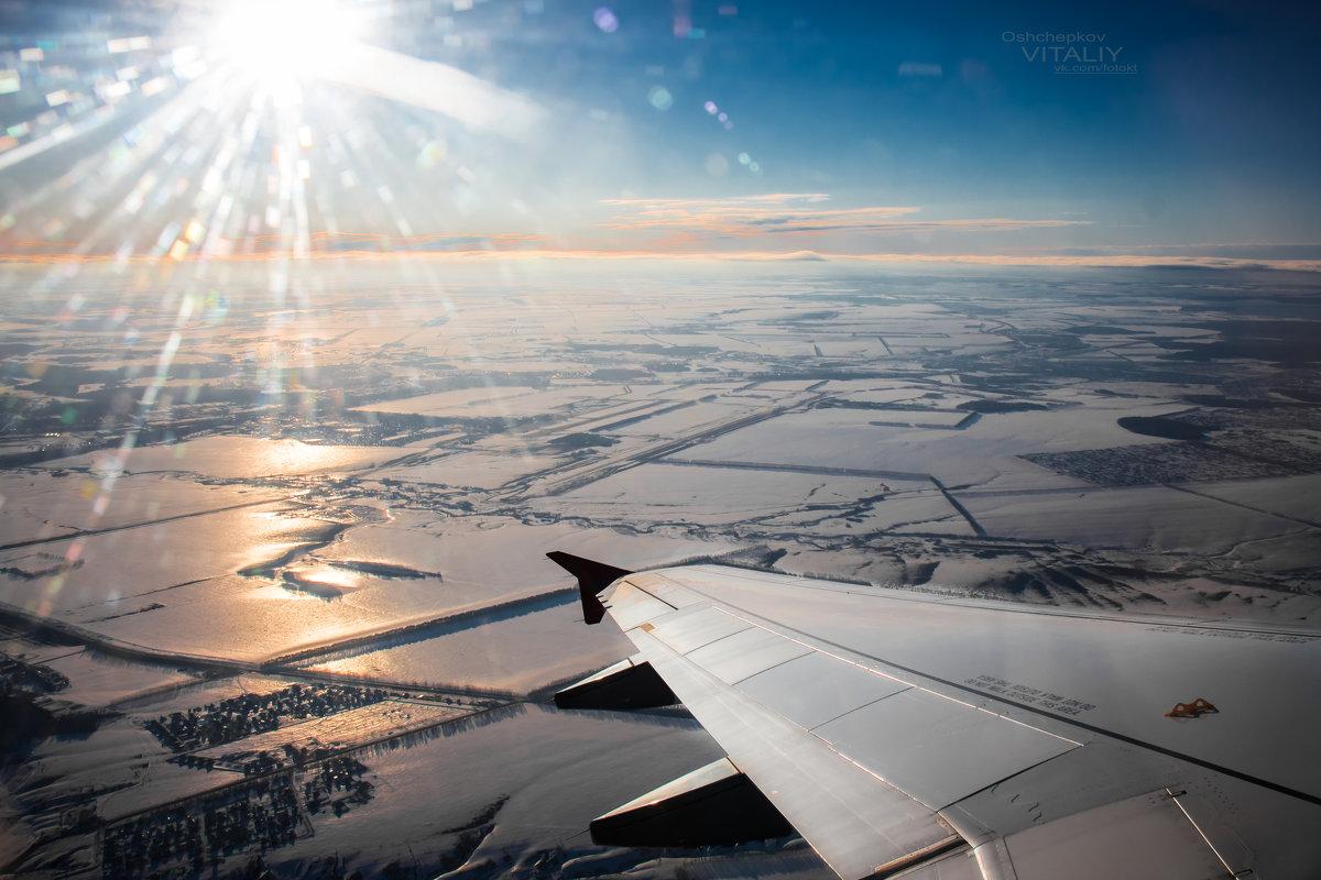 Зима - VitokFly