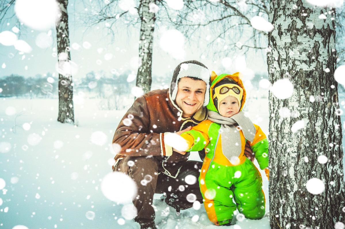 В зимней сказке - Анатолий Красовский
