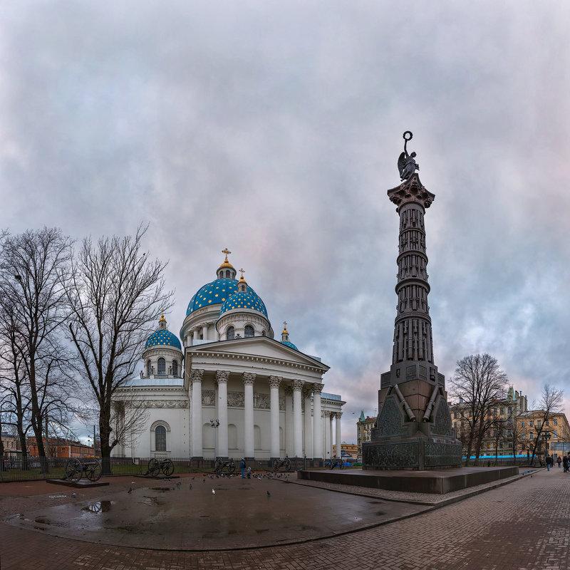 Троице-Измайловский собор - Александр Кислицын
