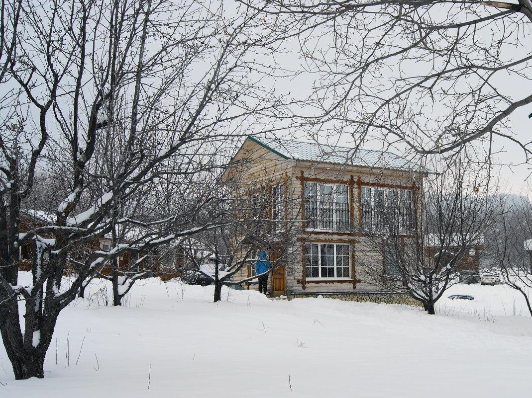 Зима в Хвалынске - nika555nika Ирина