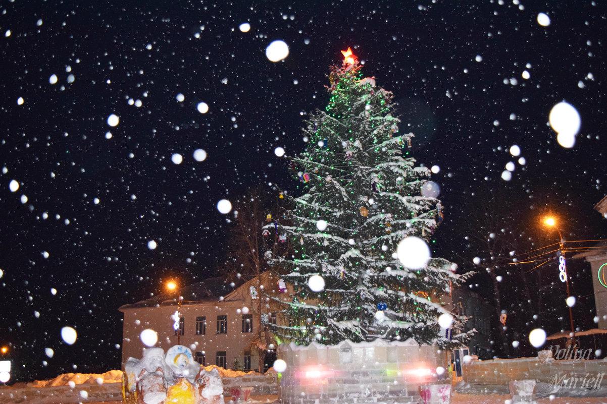 Новый Год без елки-не Новый Год! - Полина Борщик