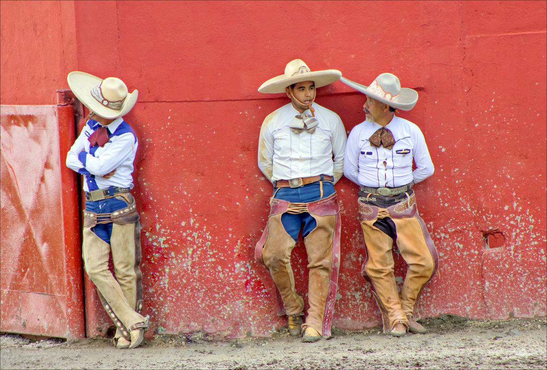 Соревнование по чареррии, Мексика - Elena Spezia