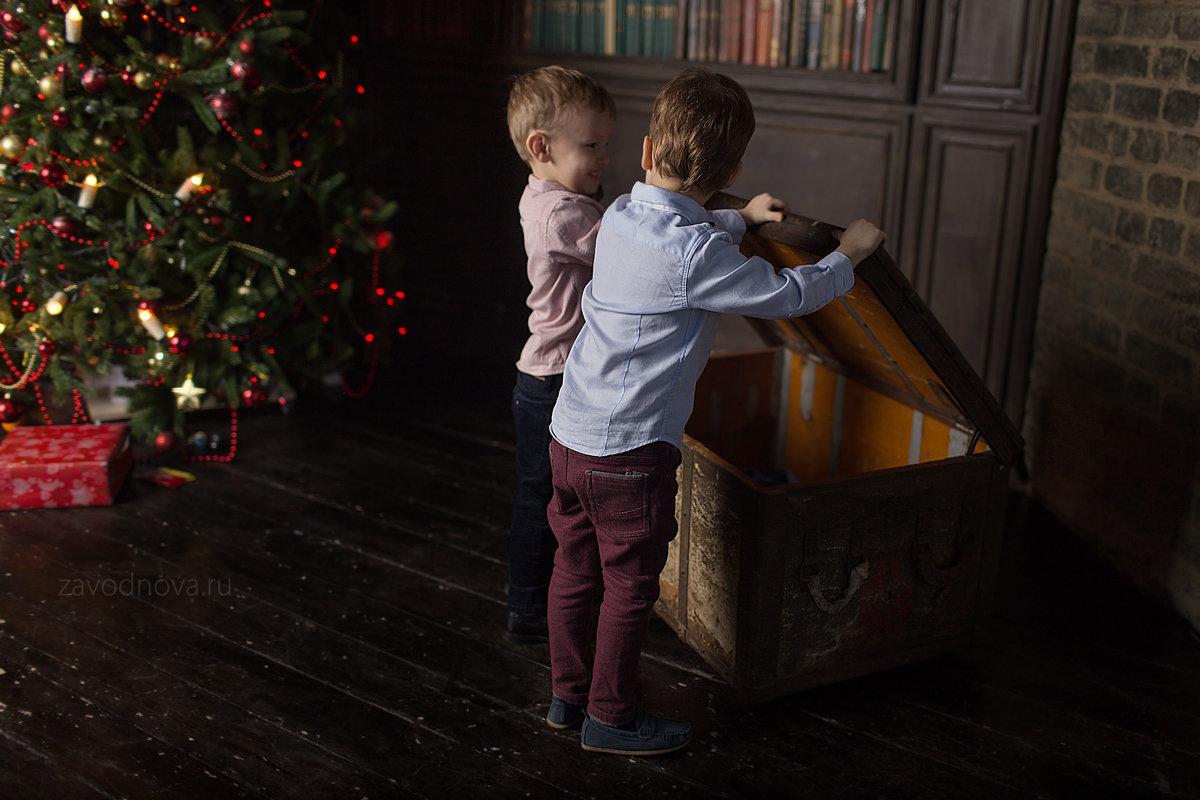 Съемка детей - Елена Заводнова