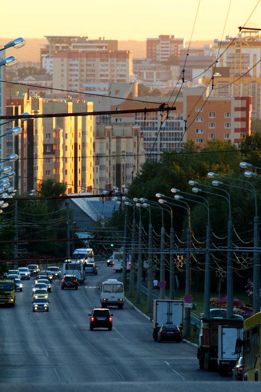 улица Волгоградская, Саранск - Alexandr Shemetov