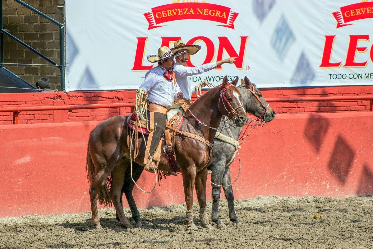 Чаррос, Мексика - Elena Spezia