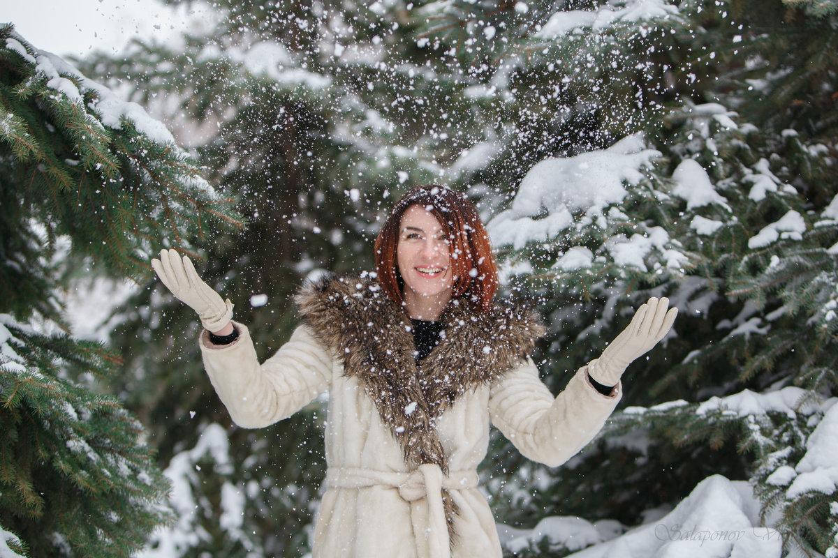 Зима - Владимир Салапонов
