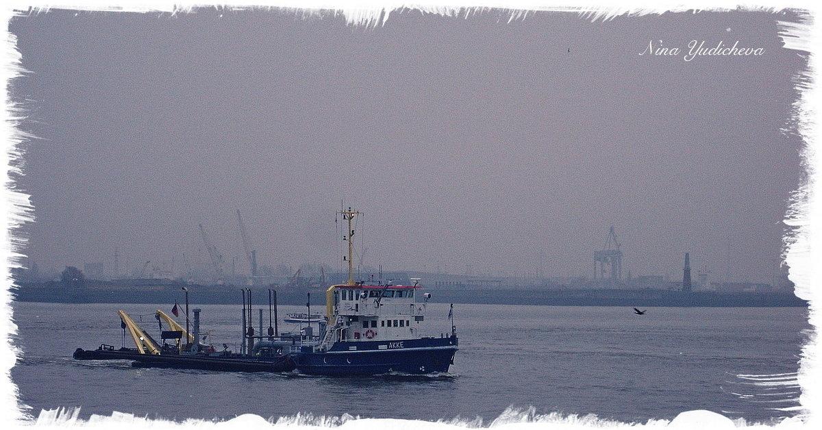 Hamburg. AKKE - Nina Yudicheva