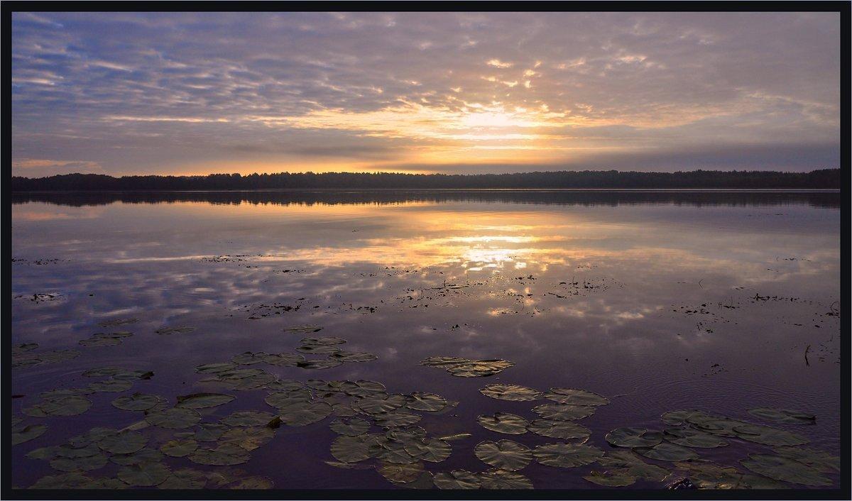Утро на озере. - Vadim WadimS67