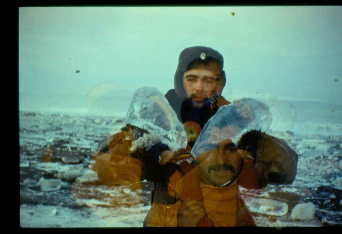 Камчатка лед и яблоко - Олег Романенко