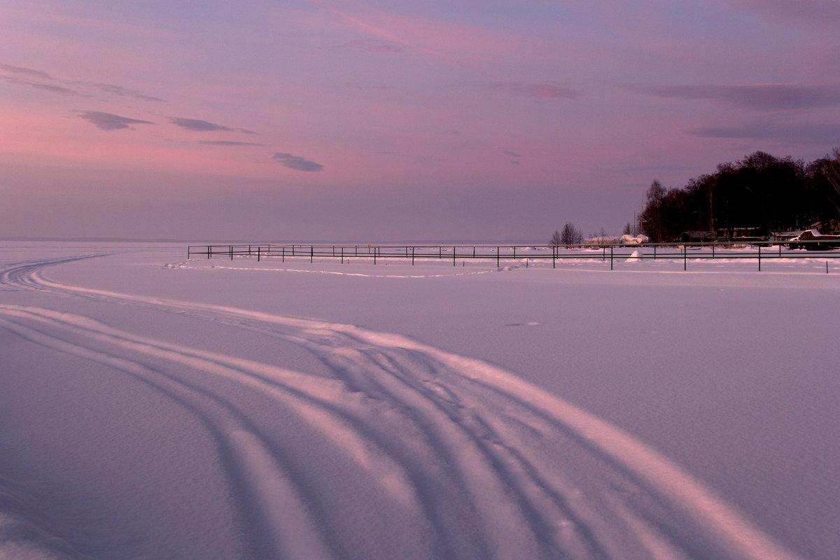 Морозный рассвет - Kogint Анатолий