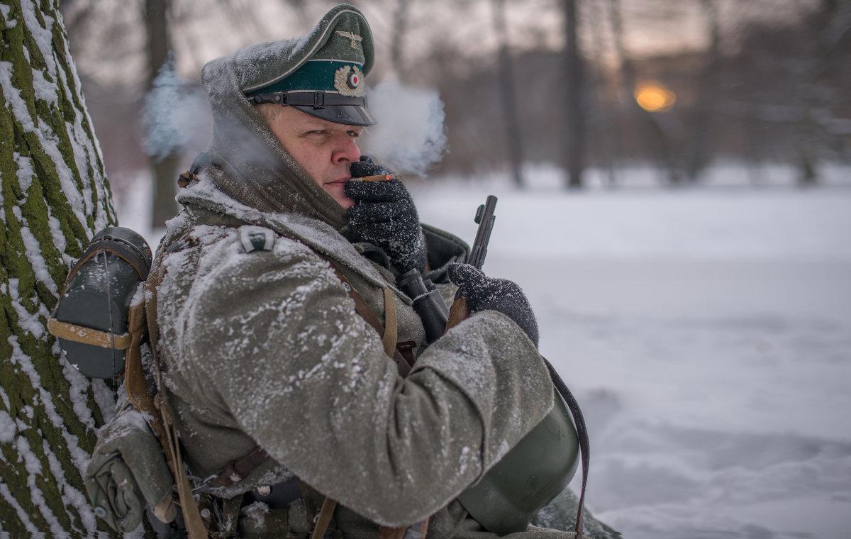 Зима на Восточном фронте - Dima Rann