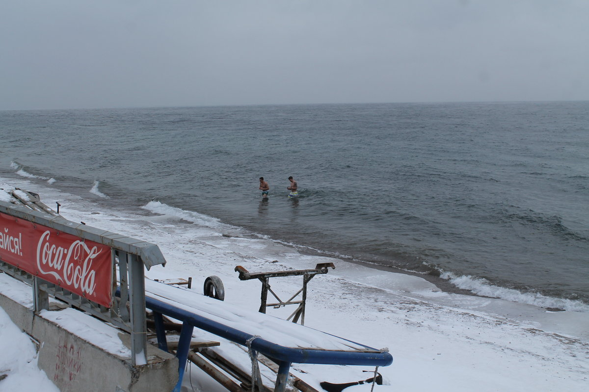 Январь на Байкале - Lilija Philipp