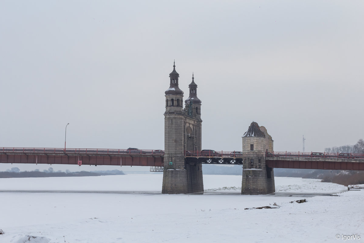 Мост - Игорь Вишняков