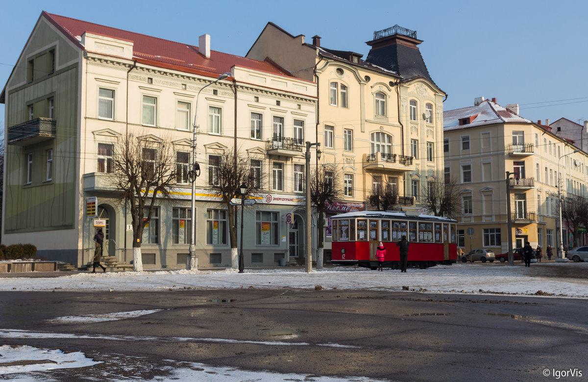 Улица Тильзита - Игорь Вишняков