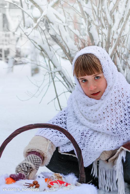 Зимняя сказка - Светлана Корнеева