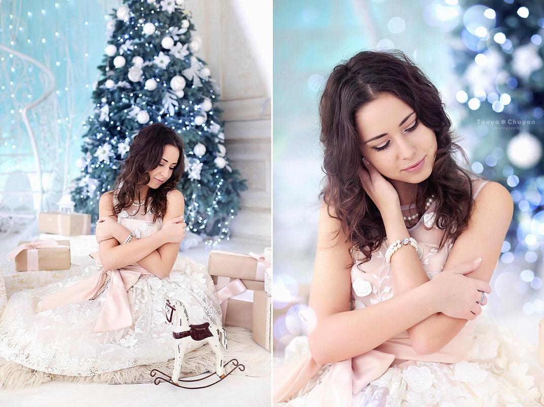 Зимняя сказка - Татьяна Чуян