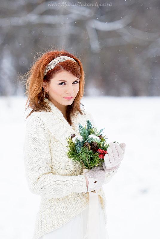 Зимняя свадьба - Мария Назаретян