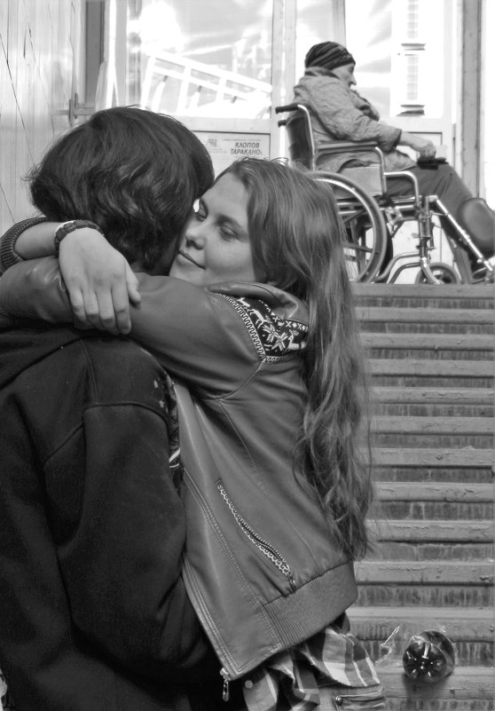 Любите и будте любимыми - в любом возрасте ! - Николай Сапегин