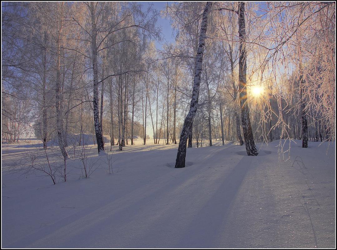 Мороз и Солнце! - Владимир Холодный