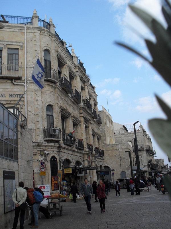 В Старом городе Иерусалима - Надежда