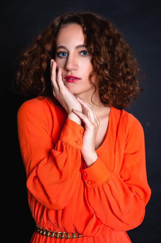 Рекламная съемка - Ксения Орешкина