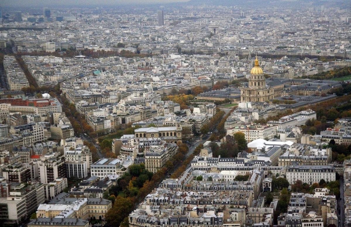 Панорама Парижа - lady-viola2014 -