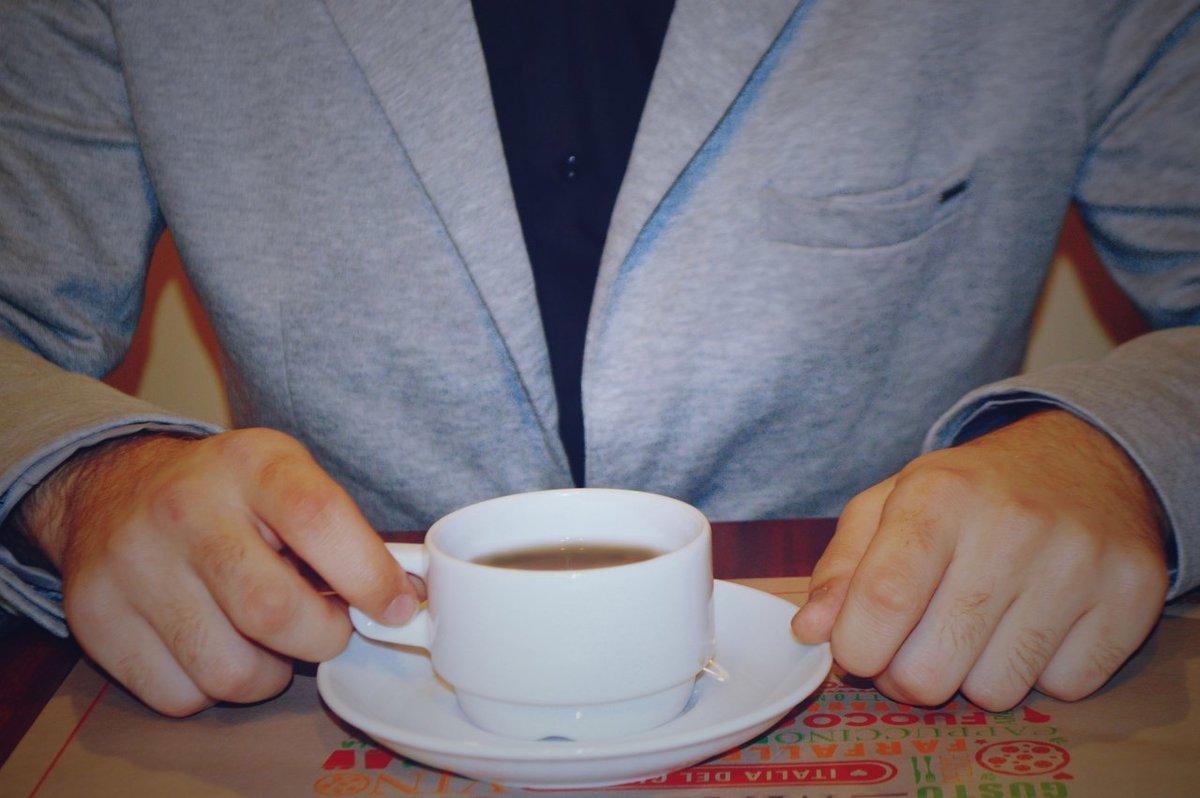 чашка чая для поддержки беседы - Natalie