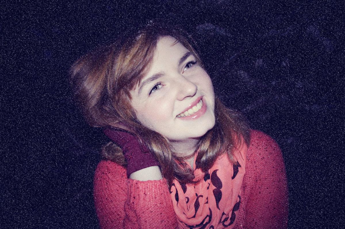 улыбка продлевает жизнь - Natalie