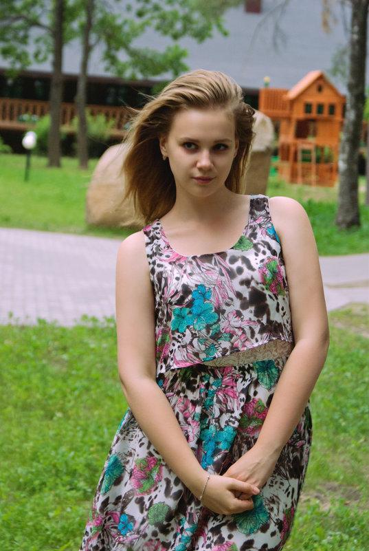 summer - Оля Фролова