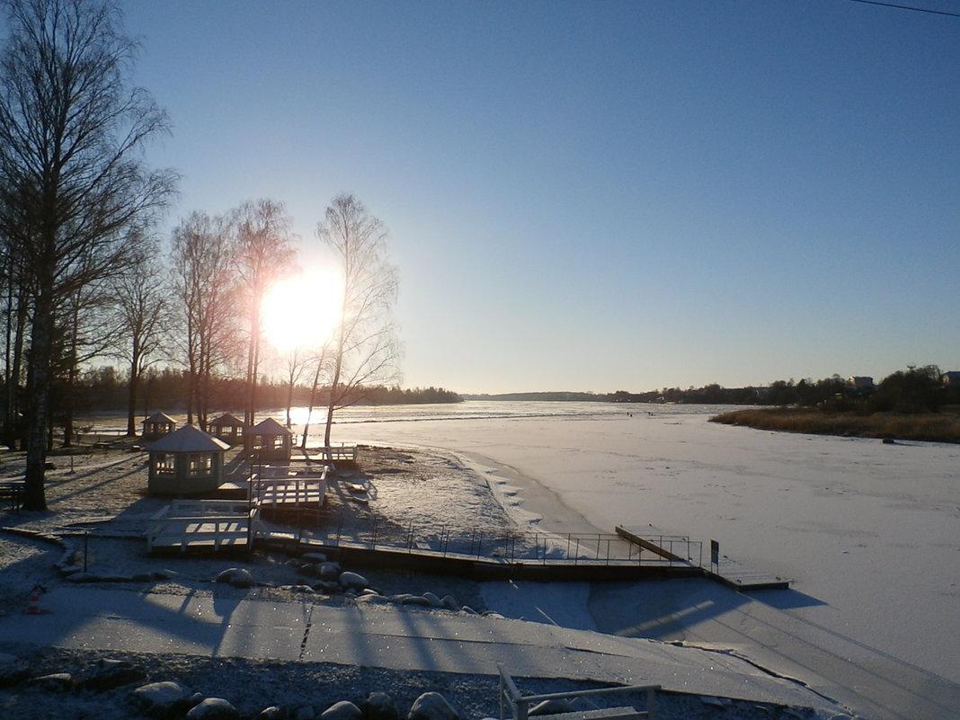 Неотразимый зимний день - Ксения Мифэйр