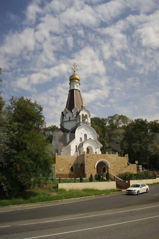 Храм Святого адмирала Федора Ушакова - nika555nika Ирина