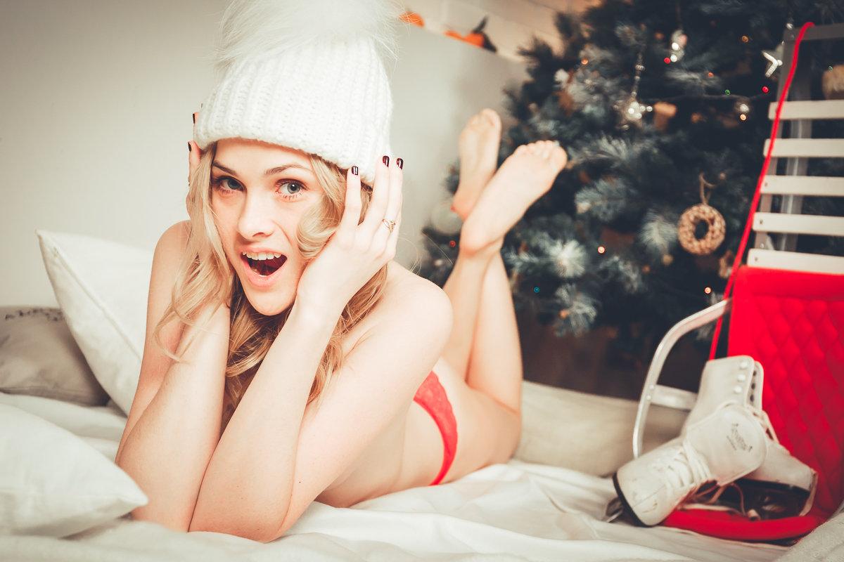 Happy new year - Мой знакомый фотограф Victor Masnev + Elena Masneva