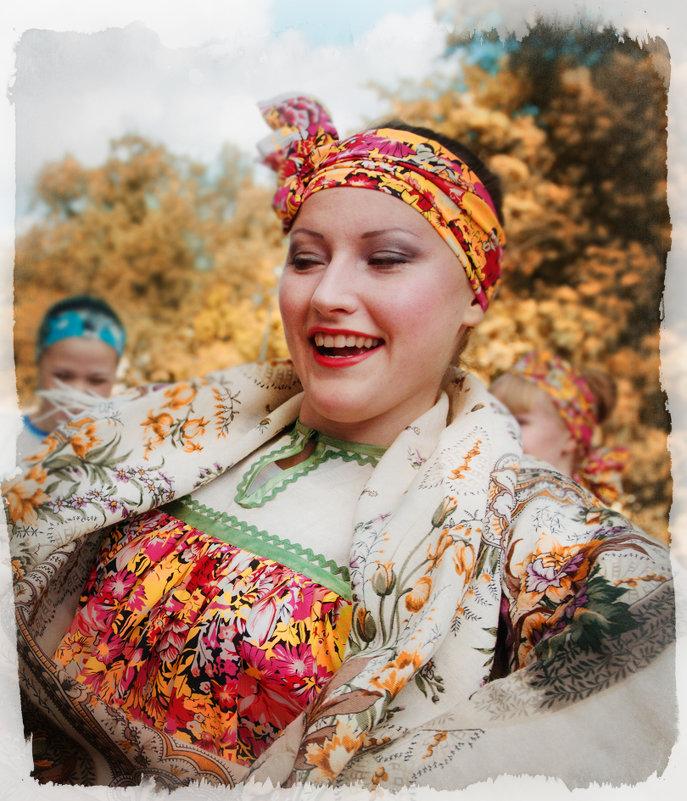 Частушки 5 - Цветков Виктор Васильевич