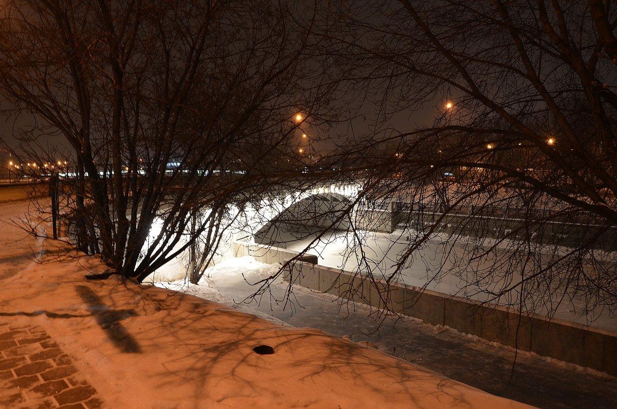 Водоотводный канал. - Oleg4618 Шутченко