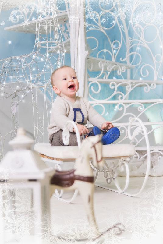 Новогоднее волшебство :) - Оксана