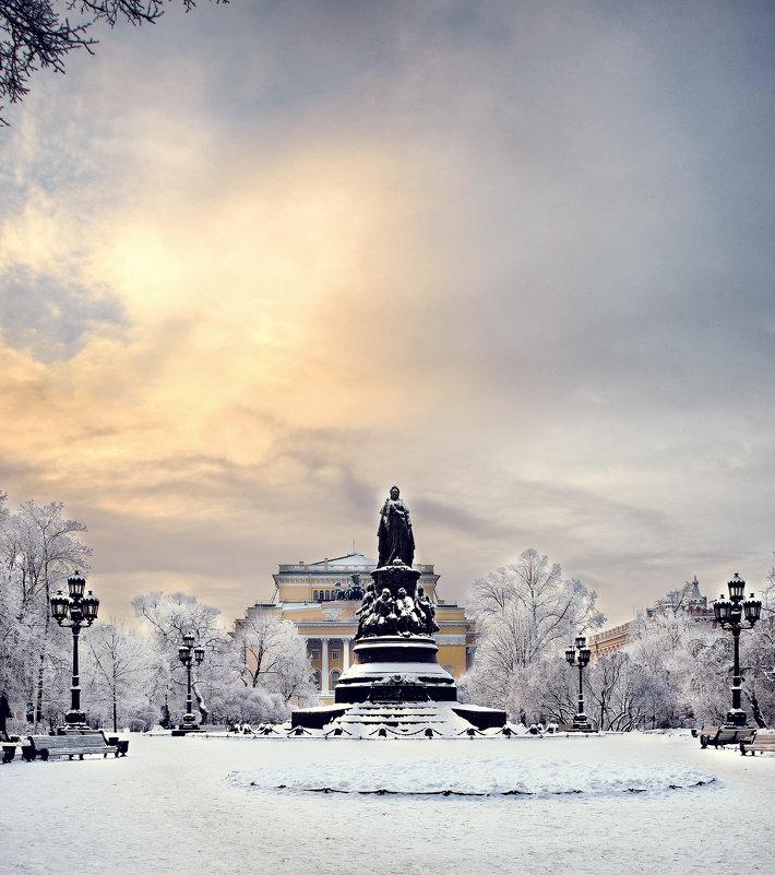 Императрица.Зимний Петербург. - Елизавета Вавилова
