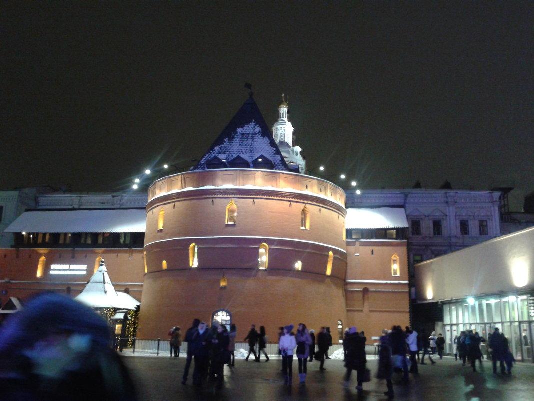 Москва вечерняя - Мила