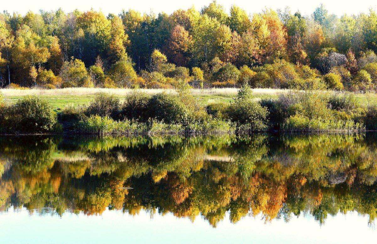 осень - Леонид Натапов