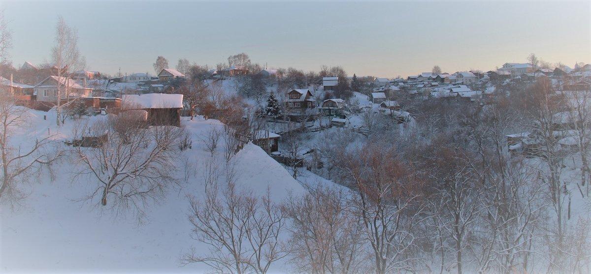 городок на семи холмах - alecs tyalin