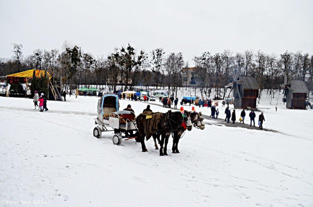 Зима - Степан Карачко