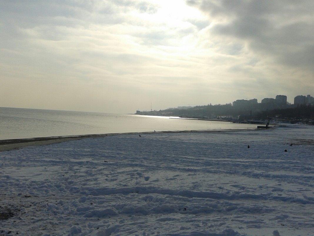 Пляж - Маруся