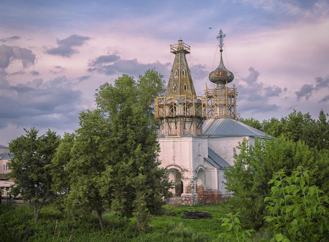 закат - Olga subbotina